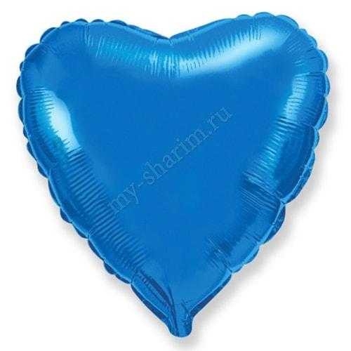 Шар Сердце 46см