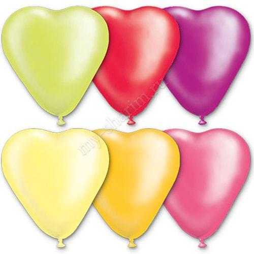 Шарики Сердце 30 см