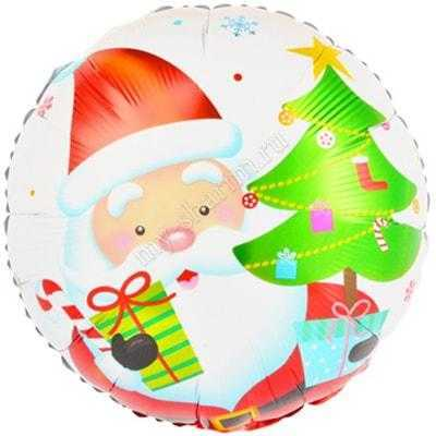 Дед Мороз с подарками, 46см