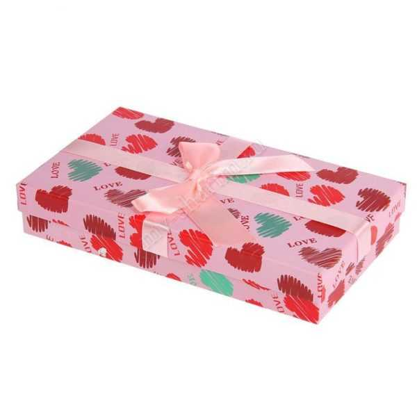"Коробка ""Любовь"" 23 х 13 х 4 см"