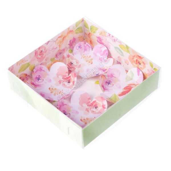 "Коробка ""Рай"" 12 х 12 х 3,5 см"