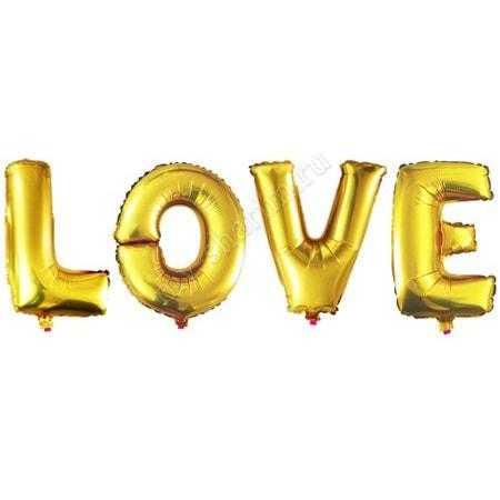 """Надпись """"LOVE"""" 41см"""