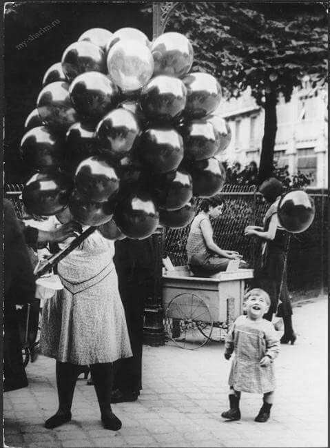 История создания воздушных шариков