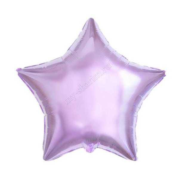 Шар Звезда 46см (все расцветки)