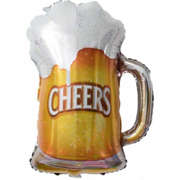 Фигура, Пиво в кружке, 74 см