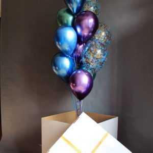 Коробка с шарами №5