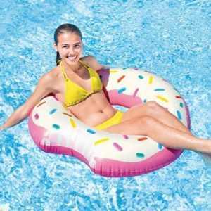Пончик для плавания