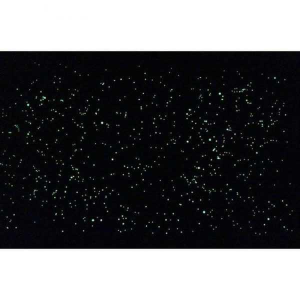 Звездного небо , Светящаяся в темноте