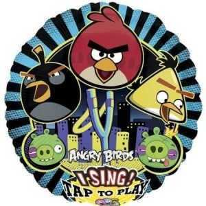 Поющий шар Angry Birds