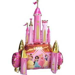 Ходячая Фигура, Сказочный Замок, Принцессы Диснея