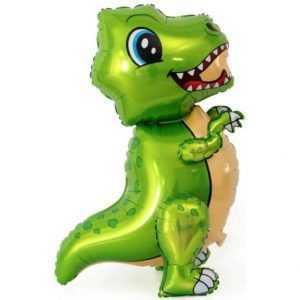 Ходячая Фигура, Маленький динозавр, Зеленый