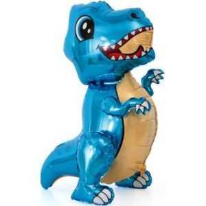 Ходячая Фигура, Маленький динозавр, Синий